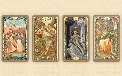 Chọn một lá bài Tarot để biết vận mệnh tình yêu của mình