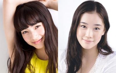 Hai nàng thơ xứ hoa anh đào Nana Komatsu và Yu Aoi tiếp tục đẹp trong trẻo ở phim mới