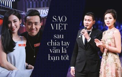 Chuyện tình của những sao Việt này sẽ chứng minh: Sau khi chia tay vẫn có thể làm bạn!