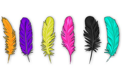 Hãy chọn một sợi lông, nó sẽ tiết lộ những ưu nhược điểm trong con người bạn