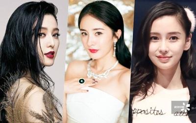 Phạm Băng Băng 5 năm liên tiếp đứng đầu danh sách người nổi tiếng Trung Quốc do Forbes bầu chọn