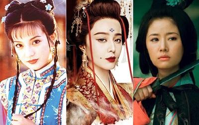 6 giai nhân lịch sử nổi danh nhất trên màn ảnh Hoa ngữ