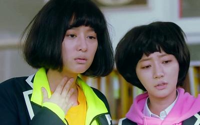 Không ai nghĩ Kim Ji Won cũng để được tóc Bok Joo xinh thế này!