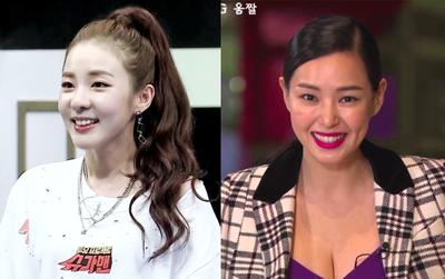 """Hơn kém 1 tuổi, Dara và """"Hoa hậu Hàn đẹp nhất thế giới"""" lại trông chẳng khác gì cô cháu"""