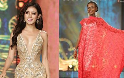 """Miss Grand International: Huyền My đánh bọng mắt quầng thâm khó hiểu, nhiều thí sinh chọn trang phục thực sự """"lỗi"""""""