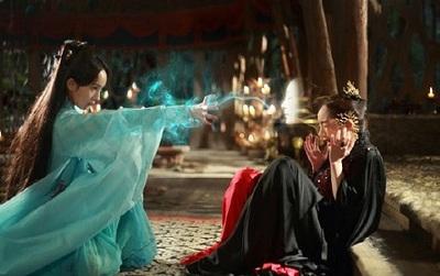 """""""Tam Sinh Tam Thế"""": Dương Mịch bất ngờ lột xác xuất sắc trong thần thái ác ma!"""