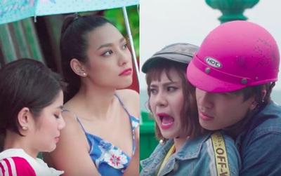 """""""Lật mặt showbiz"""" tuần này: Lilly Nguyễn và Đàm Phương Linh có """"quan hệ mờ ám""""?"""