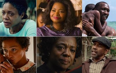 Oscar 2017: Khi người da màu chiếm thế thượng phong