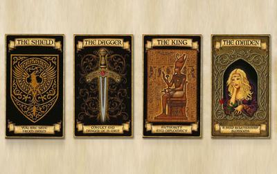 Lựa chọn lá bài Tarot để biết may mắn nào sẽ đến với bạn vào thứ Bảy tuần này
