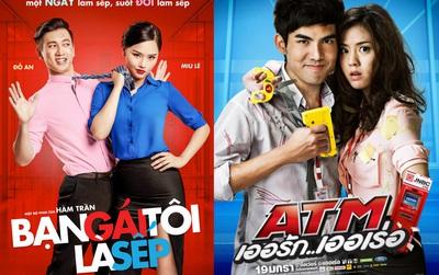 """""""Bạn Gái Tôi Là Sếp"""" trình nào so với bản gốc """"ATM"""" (Thái Lan)?"""
