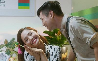 """Miu Lê và Đỗ An vừa yêu """"vừa hận"""" trong """"Bạn Gái Tôi Là Sếp"""""""