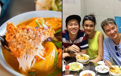 Một lần đi ăn thử bún riêu Bến Thành – món tủ của nhiều người nổi tiếng ở Sài Gòn