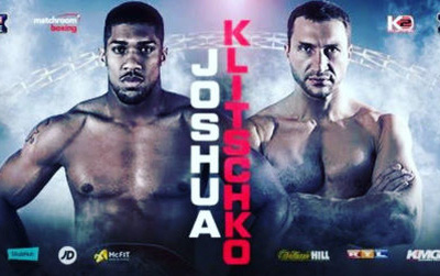 Anthony Joshua vs Wladimir Klitschko: Đại chiến hai thế hệ