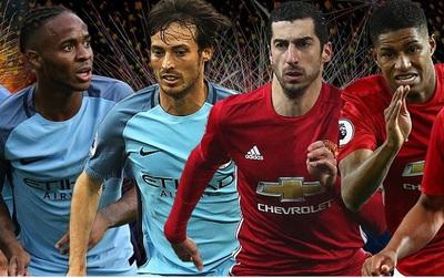 2h00 TRỰC TIẾP Man City - Man Utd: Rashford đá chính, Rooney dự bị