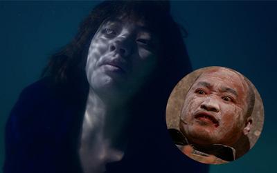 """Tiến Luật đầy ám ảnh, Thu Trang bị dìm xuống nước để thủ tiêu trong """"Chí Phèo Ngoại truyện"""""""