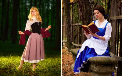 17 màn cosplay nhân vật Disney đẹp hơn cả bản gốc