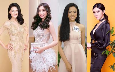 Đây là những thí sinh mà Hoàng Thùy, Mâu Thủy nên dè chừng tại Hoa hậu Hoàn vũ Việt Nam 2017!