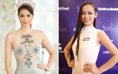 Trước scandal chèn ép tại Miss Universe 2017, Phạm Hương cũng từng bị tố chảnh chọe và chẳng ưa gì Mai Ngô