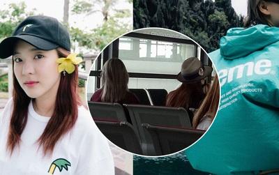 CL và Dara đang cùng nhau tận hưởng chuyến nghỉ dưỡng tại Philippines