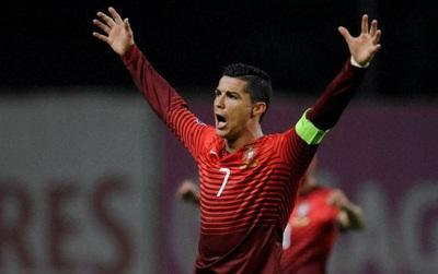 Chiêm ngưỡng 7 bàn thắng của Ronaldo tại vòng loại World Cup 2018