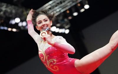 Nữ hoàng TDDC Malaysia bảo vệ thành công HC vàng SEA Games