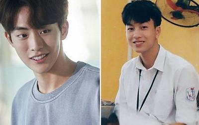 """Cậu bạn được ví như """"thủy thần"""" Nam Joo-hyuk phiên bản Việt nhờ bức hình chụp lén điển trai"""