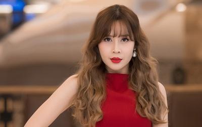 Lưu Hương Giang xuất hiện sành điệu, xinh đẹp hơn sau phẫu thuật thẩm mỹ