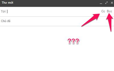 Ngày nào cũng dùng email nhưng bạn đã biết CC và BCC khác nhau như thế nào chưa?