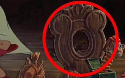 Chỉ thánh phim hoạt hình mới biết logo Mickey từng xuất hiện trong bộ phim nào