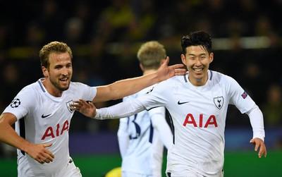 Son Heung-min nổ súng, Tottenham loại Dortmund khỏi Champions League