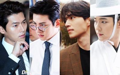 """Những gã tài tử showbiz Hàn sở hữu góc mặt sắc lẹm như muốn """"đòi mạng"""" chị em"""