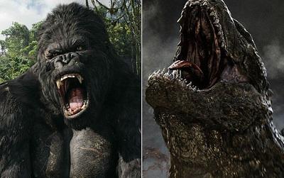 """""""Godzilla"""" sẽ được giới thiệu trong bom tấn """"Kong: Skull Island"""""""