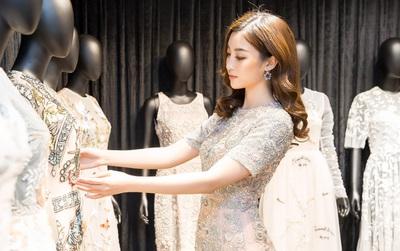"""Hoa hậu Mỹ Linh cứ đẹp ngẩn ngơ thế này thì còn ai nghi ngờ khả năng """"chiến đấu"""" tại Miss World"""