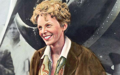 Vụ mất tích bí ẩn chấn động thế giới: Phi công huyền thoại Amelia Earhart mãi nằm xuống đáy Thái Bình Dương