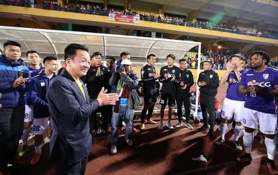 CLB Hà Nội và đoạn kết nghiệt ngã của V.League