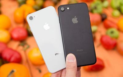 iPhone 8 và 8 Plus: Những chiếc điện thoại tốt nhất và tẻ nhạt nhất của Apple