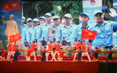 Tiếp nối truyền thống 61 năm Hội Liên hiệp Thanh niên
