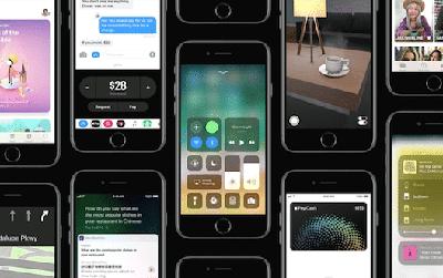 10 thay đổi đáng chú ý nhất của iOS 11 mà bạn cần biết ngay