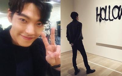 Cư dân mạng xôn xao khi phát hiện ra tài khoản Instagram riêng tư của Kim Woo Bin