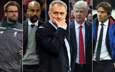 Ngoại hạng Anh tạm nghỉ, Mourinho, Conte, Klopp... đi đâu làm gì?
