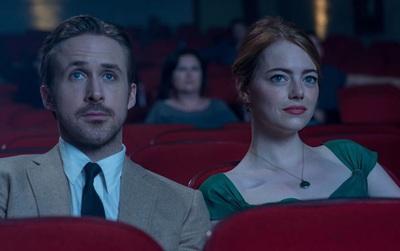 """""""La La Land"""" kiếm bộn tiền sau chiến thắng lịch sử tại giải Quả Cầu Vàng"""