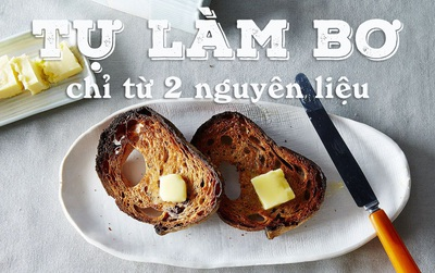 """""""Ngã ngửa"""" khi biết món bơ tươi ngon lại có thể tự làm được chỉ từ 2 nguyên liệu thế này"""