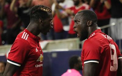 Ghi hai bàn trong hai phút, Man Utd đánh bại Man City