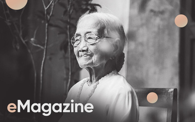 Bài học tình yêu từ cụ bà 94 tuổi, chờ chồng 52 năm mà vẫn mỉm cười khi chồng trở về với người vợ mới