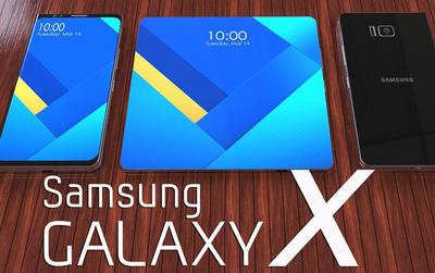 """Ý tưởng siêu phẩm Samsung uốn dẻo """"có một không hai"""" khiến ai nhìn cũng thích mê"""