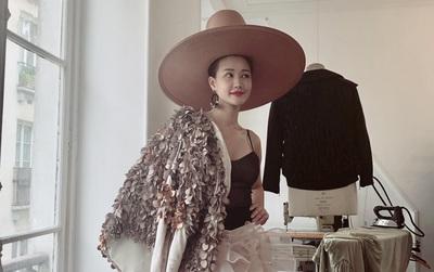 """Vừa """"đấu khẩu"""" chán chê với Tâm Tít xong, Maya quyết định sang ngao du Paris Fashion Week"""