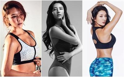 Những hình ảnh quyến rũ của nữ huấn luyện viên thể hình xinh đẹp từng là PT cho Tổng thống Hàn Quốc