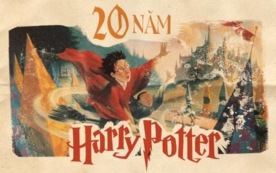 20 năm, 7 tập truyện: Harry Potter vừa là thế giới phép màu ai cũng mơ, vừa là nơi chúng ta cùng nhau trưởng thành