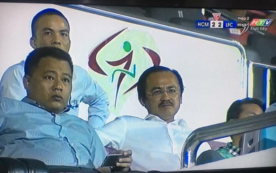 Sự im lặng đáng sợ của ông Trưởng Ban tổ chức V.League