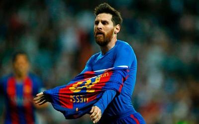 Messi chỉ đề nghị đổi áo duy nhất 1 lần trong đời